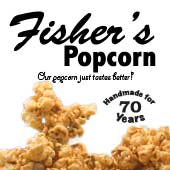 Fishers Popcorn in Ocean City